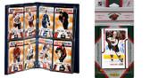 NHL Minnesota Wild Licensed 2011 Score Team Set and Storage Album