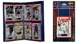 NHL Montreal Canadiens Licensed 2010 Score Team Set and Storage Album