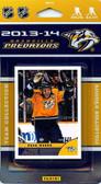NHL Nashville Predators 2013 Score Team Set