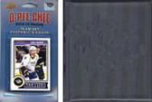 NHL Nashville Predators 2014 O-Pee-Chee Team Set and a storage album