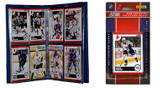NHL Nashville Predators Licensed 2010 Score Team Set and Storage Album