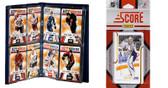 NHL Nashville Predators Licensed 2011 Score Team Set and Storage Album