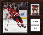 "NHL 12""x15"" Adam Henrique New Jersey Devils Player Plaque"
