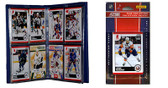 NHL New York Islanders Licensed 2010 Score Team Set and Storage Album