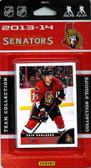 NHL Ottawa Senators 2013 Score Team Set
