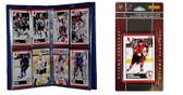 NHL Ottawa Senators Licensed 2010 Score Team Set and Storage Album