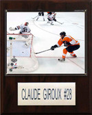 "NHL 12""x15"" Claude Giroux Philadelphia Flyers Player Plaque"