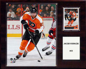 "NHL 12""x15"" Jakub Voracek Philadelphia Flyers Player Plaque"
