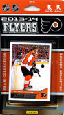 NHL Philadelphia Flyers 2013 Score Team Set