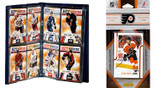 NHL Philadelphia Flyers Licensed 2011 Score Team Set and Storage Album