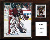 "NHL 12""x15"" Mike Smith Phoenix Coyotes Player Plaque"