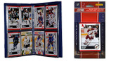 NHL Phoenix Coyotes Licensed 2010 Score Team Set and Storage Album