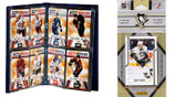 NHL Phoenix Coyotes Licensed 2011 Score Team Set and Storage Album