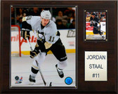 "NHL 12""x15"" Jordan Staal Pittsburgh Penguins Player Plaque"