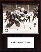"NHL 12""x15"" Chris Kunitz Pittsburgh Penguins Player Plaque"