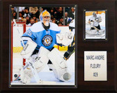 "NHL 12""x15"" Marc-Andre Fleury Pittsburgh Penguins Player Plaque"
