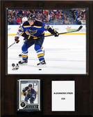 "NHL 12""x15"" Alexander Steen St. Louis Blues Player Plaque"