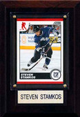 "NHL 4""x6"" Steven Stamkos Tampa Bay Lightning Player Plaque"