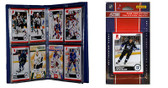 NHL Tampa Bay Lightning Licensed 2010 Score Team Set and Storage Album