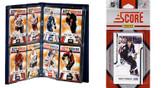 NHL Tampa Bay Lightning Licensed 2011 Score Team Set and Storage Album