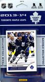 NHL Toronto Maple Leafs 2013 Score Team Set