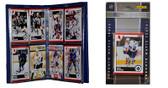 NHL Toronto Maple Leafs Licensed 2010 Score Team Set and Storage Album