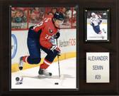 "NHL 12""x15"" Alexander Semin Washington Capitals Player Plaque"