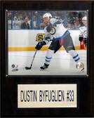 "NHL 12""x15"" Dustin Byfuglien Winnipeg Jets Player Plaque"