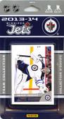 NHL Winnipeg Jets 2013 Score Team Set