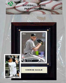 MLB Chicago White Sox Party Favor With 4x6 Plaque