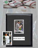 MLB Chicago White Sox Party Favor With 6x7 Mat and Frame
