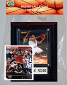 NBA Chicago Bulls Party Favor With 4x6 Plaque