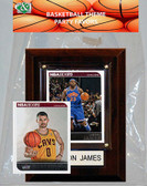 NBA Cleveland Cavaliers Party Favor With 4x6 Plaque