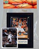 NBA Dallas Mavericks Party Favor With 4x6 Plaque