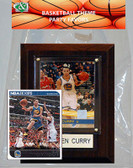 NBA Golden State Warriors Party Favor With 4x6 Plaque