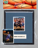 NBA Charlotte Hornets Party Favor With 6x7 Mat and Frame