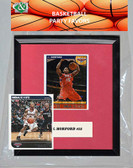 NBA Atlanta Hawks Party Favor With 6x7 Mat and Frame