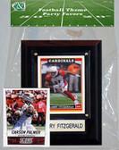NFL Arizona Cardinals Party Favor With 4x6 Plaque