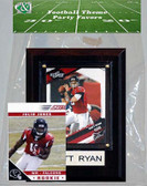 NFL Atlanta Falcons Party Favor With 4x6 Plaque