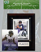 NFL Baltimore Ravens Party Favor With 4x6 Plaque