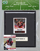 NFL Atlanta Falcons Party Favor With 6x7 Mat and Frame
