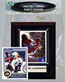 NHL Colorado Avalanche Party Favor With 4x6 Plaque