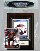NHL Arizona Coyotes Party Favor With 4x6 Plaque