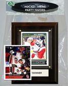 NHL Carolina Hurricanes Party Favor With 4x6 Plaque