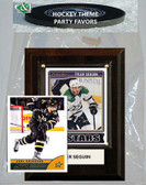 NHL Dallas Stars Party Favor With 4x6 Plaque