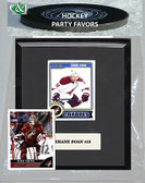 NHL Arizona Coyotes Party Favor With 6x7 Mat and Frame