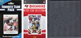 NFL Tampa Bay Buccaneers Licensed 2015 Score Team Set and Favorite Player Trading Card Pack Plus Storage Album
