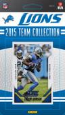 NFL Detroit Lions Licensed 2015 Score Team Set.
