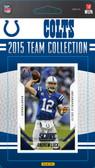 NFL Indianapolis Colts Licensed 2015 Score Team Set.