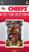 NFL Kansas City Chiefs Licensed 2015 Score Team Set.